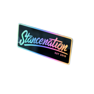 Stancenation オリジナルプレート