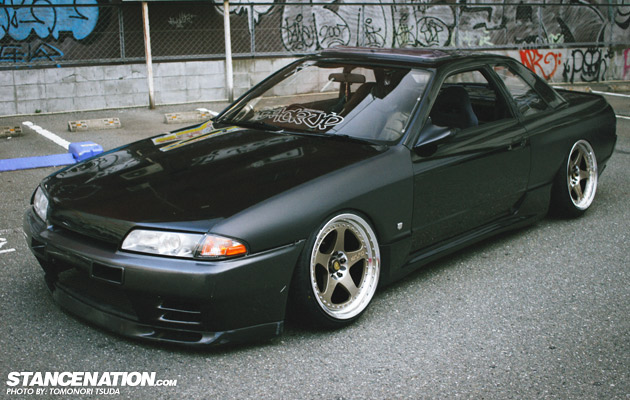 2013 Ford Fusion For Sale >> Down & Sideways // Tsuda's slammed Nissan Skyline R32. | StanceNation™ // Form > Function